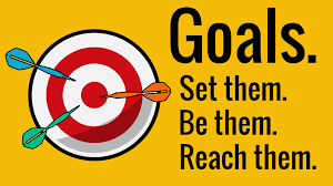 Describe a goal that you achieved, which was set by yourself